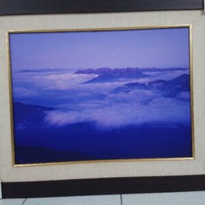 賴春標《雲山聖域》1